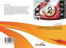 Capa do livro de Anita Raj