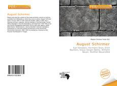 Обложка August Schirmer