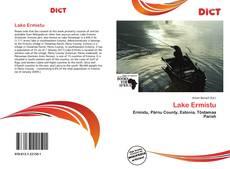 Bookcover of Lake Ermistu