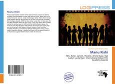 Manu Rishi kitap kapağı