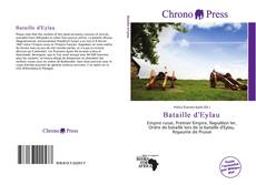 Bataille d'Eylau的封面