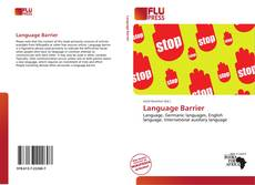 Bookcover of Language Barrier