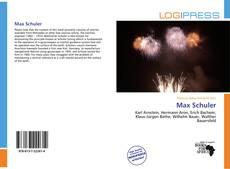 Обложка Max Schuler