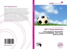 Bookcover of 2011 Copa América