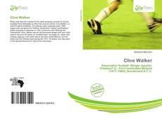 Bookcover of Clive Walker