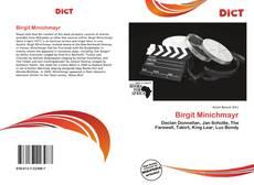 Borítókép a  Birgit Minichmayr - hoz