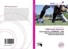 Capa do livro de 1999 Copa América