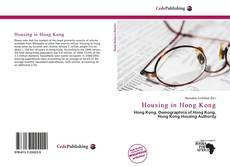 Housing in Hong Kong kitap kapağı