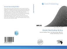 Bookcover of Greek Battleship Kilkis