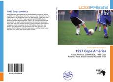 Bookcover of 1997 Copa América