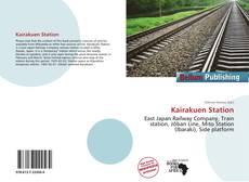 Kairakuen Station kitap kapağı