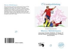 Marius Măldărăşanu的封面