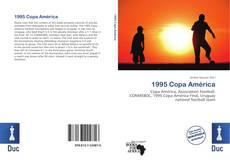 Capa do livro de 1995 Copa América