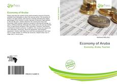 Bookcover of Economy of Aruba