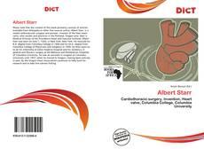 Capa do livro de Albert Starr