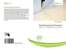 Bootstrapping (Finance) kitap kapağı