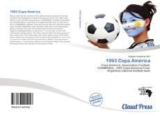 Capa do livro de 1993 Copa América