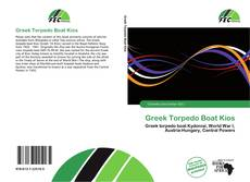 Bookcover of Greek Torpedo Boat Kios
