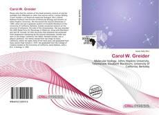 Bookcover of Carol W. Greider