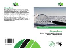 Bookcover of Climate Bond