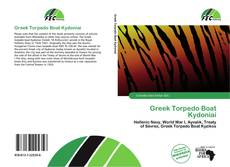 Bookcover of Greek Torpedo Boat Kydoniai