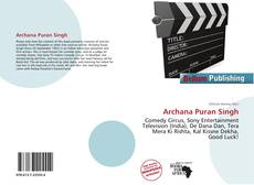 Bookcover of Archana Puran Singh