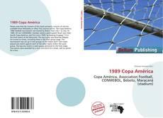Bookcover of 1989 Copa América