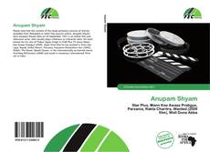 Anupam Shyam kitap kapağı
