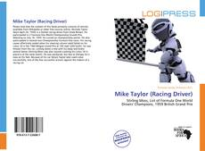 Bookcover of Mike Taylor (Racing Driver)