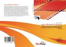 Jack Shepherd (Actor)的封面
