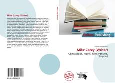 Bookcover of Mike Carey (Writer)