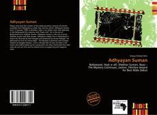 Portada del libro de Adhyayan Suman
