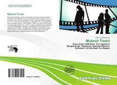 Bookcover of Mukesh Tiwari