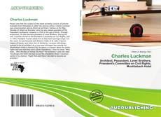 Bookcover of Charles Luckman