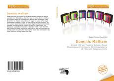 Dominic Mafham kitap kapağı