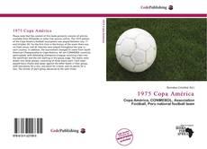 Capa do livro de 1975 Copa América