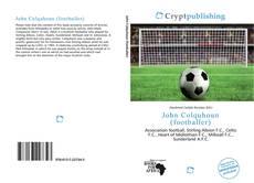 Bookcover of John Colquhoun (footballer)