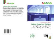 Borítókép a  Beijing Suburban Railway - hoz