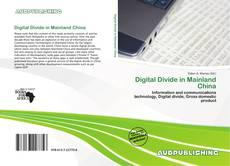 Copertina di Digital Divide in Mainland China