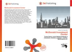 Bookcover of McDonald Investment Center