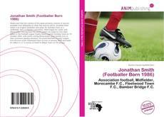 Bookcover of Jonathan Smith (Footballer Born 1986)
