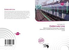 Capa do livro de Caldervale Line
