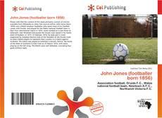 Bookcover of John Jones (footballer born 1856)