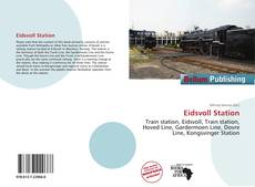 Bookcover of Eidsvoll Station
