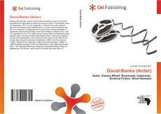 Bookcover of David Banks (Actor)
