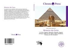 Copertina di Histoire du Caire