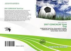 Capa do livro de 2007 CONCACAF Gold Cup
