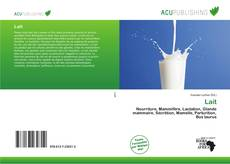 Bookcover of Lait