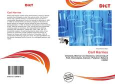 Copertina di Carl Harries