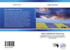 Capa do livro de 2002 CONCACAF Gold Cup